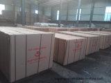 madera contrachapada hecha frente película del espesor de 6-18m m para el edificio y construcción usar