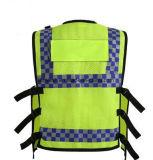 Eniso20471certificate de Hoge Politie van Hongkong van het Vest van de Veiligheid van het Zicht Weerspiegelende