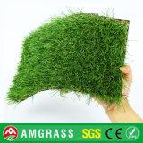 Tappeto erboso artificiale di stile del materiale e di erba del PE per la decorazione con il prezzo di fabbrica competitivo
