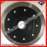 Diamond continuo Cutting Discs per Ceramic e Granite