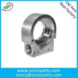 精密アルミニウムCNCの部品、カスタマイズされたCNCの回転部品、CNCの機械化の部品