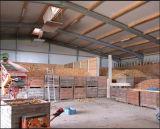 プレハブの鉄骨構造の農場の倉庫(KXD-SSW1162)