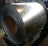 Il materiale da costruzione di Dx51d+Sgch ha galvanizzato la bobina d'acciaio con lo SGS