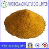 La farine de gluten de maïs de la poudre de protéines des aliments pour animaux