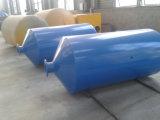 plastica di riciclaggio di plastica dello spreco di pirolisi della macchina 12tpd da lubrificare