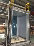 ステンレス鋼の乗客の上昇のエレベーターをエッチングするミラー