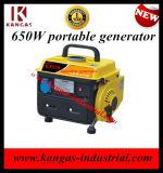 Generatore portatile della benzina di piccolo uso domestico (KP-650)