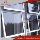 Couleur personnalisée Profil en aluminium double vitrage auvent/inclinaison tourner Windows