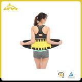 Justierbarer Rückengurt-Stützriemen
