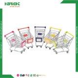 Mini chariot de mémoire de chariot à supermarché de mini chariot pour la promotion