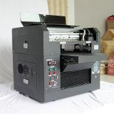 Impresora plástica ULTRAVIOLETA de la botella