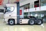 ハイエンド中国のトラクターヘッドDongfeng/DFAC/Dfm新しい世代Kx 6X4のトラクターのトラックのヘッドまたはトラクターヘッドまたはトラクターのトラックまたはトレーラーヘッドか重いトラクターヘッド