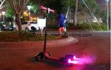 3 Колеса игрушки электрический огонь Scooters