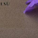 Surface de solide de pierre de quartz de résistance à la chaleur