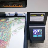 imprimante à plat UV en verre de machine d'impression 3D avec le meilleur prix