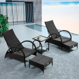 Outdoor Settings Daybed, Outdoor Chaise Lounge (TG-093)