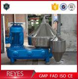 発酵の流体培養基のための自浄式ディスク分離器