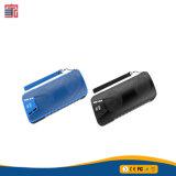 Hoogste Spreker Ibastek Mini Draadloze Bluetooth Van uitstekende kwaliteit met Mic, TF Kaart, MP3, LEIDEN Licht