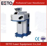 Exactidão elevada de 260W Laser Máquina para soldagem de jóias