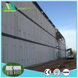 El panel de pared compuesto del emparedado del EPS