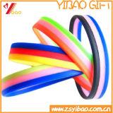 Kundenspezifischer Qualitäts-SilikonWristband mit eigenem Firmenzeichen