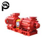 Горизонтальный многоступенчатый электродвигателя высокого давления центробежный водяной насос