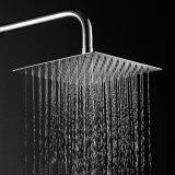 降雨量の正方形の上のオーバーヘッドステンレス鋼のシャワー・ヘッドの浴室のシャワー・ヘッドのアクセサリ