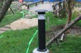 LiFePO4リチウム電池が付いている屋外の太陽LEDの庭ライト