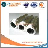 De Pijp van het Carbide van het wolfram met Goede Kwaliteit