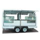 Caminhão móvel feito-à-medida do alimento