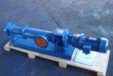 進歩的なキャビティポンプまたは下水ポンプかポンプに投薬する沈積物のポンプまたはPloymer
