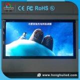 SMD3528 P10 LED 게시판을%s 실내 벽 발광 다이오드 표시