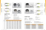 Mechanische Verbinding, Johncrane 59u&58u, de Verbinding van de Pomp, Verbinding PTFE