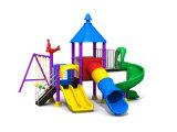 Unterhaltung scherzt Spielplatz-Garten-Spiel-Bereichs-Gerät für Verkauf