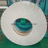 Miroir polie bande en acier inoxydable 316L