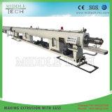 O PVC plástico/UPVC efluente de água/Tubo de drenagem/Tubo/mangueira Extrusão/máquinas de extrusão