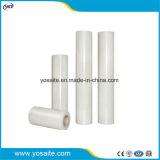 L'ivoire)(PET polyester enduit de silicone pour libérer la chemise de membrane imperméable/rubans