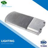 L'aluminium moulé sous pression, projet d'usinage CNC Shell de la lampe
