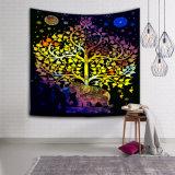 Boom van Tapijtwerk Esg10402 van de Olifant van de Psychedelische Muur van het Leven het Hangende