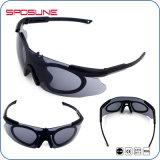 Anti-Fog résistant aux rayures Anti-Scratch tactique de l'armée des lunettes de protection des lunettes de tactique militaire