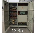 3pH Stap 500kVA - onderaan Stabilisator de Zonder contact van het Voltage van de Compensator met Omleiding