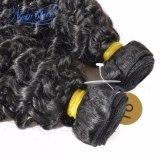 Prodotto per i capelli umano del tessuto dell'arricciatura del Virgin crespo peruviano di Remy