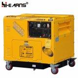 Draagbare Model Super Stille Diesel van de Macht Generator (dg6500se-n)