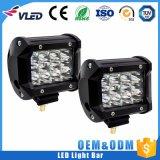 Новый 4-дюймовый Tri ряда 36Вт Светодиодные лампы бар напрямик 3 ряда светодиод системы Lightbar