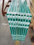 Hohe Beförderung/niedrig bügeln,/ultra freie ausgeglichene Glas mit Ce/CCC/ISO Bescheinigung für moderner Entwurfs-Handelsgebäude