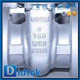 A flange do volante de Didtek 4inch termina a válvula de porta de Wcb