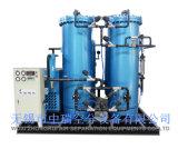 Máquina de uso industrial gas nitrógeno.