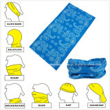 Custom Design Microfibre Seamless Multifonctionnel Magic Neck Tube Headwear Echarpe