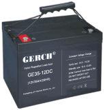 fabricante livre da bateria acidificada ao chumbo da manutenção de 12V 35ah para o carro de golfe elétrico da ferramenta do forklift da cadeira de roda