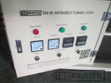 Bildschirm-Drucken IR-Trockner-Tunnel-Ofen des industriellen Verpacken-TM-IR1000